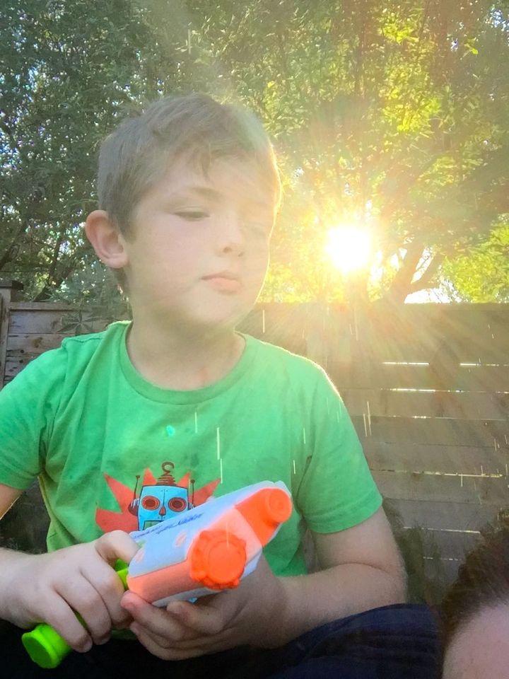 Tom sunlight filter