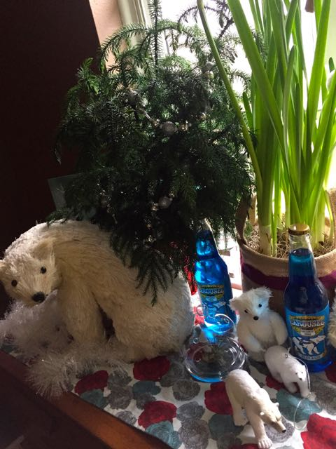 Polar Bear Decor